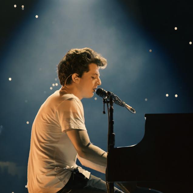 Charlie Puth at Piano