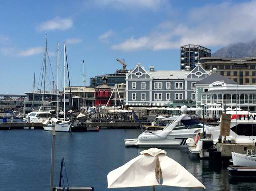 Incentive travel agency Cape Town Marina