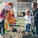 Bishop-McCann Just Right Project donates to KC Ronald McDonald House