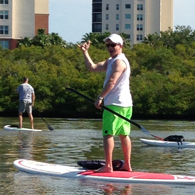 Incentive Trip Paddle Board