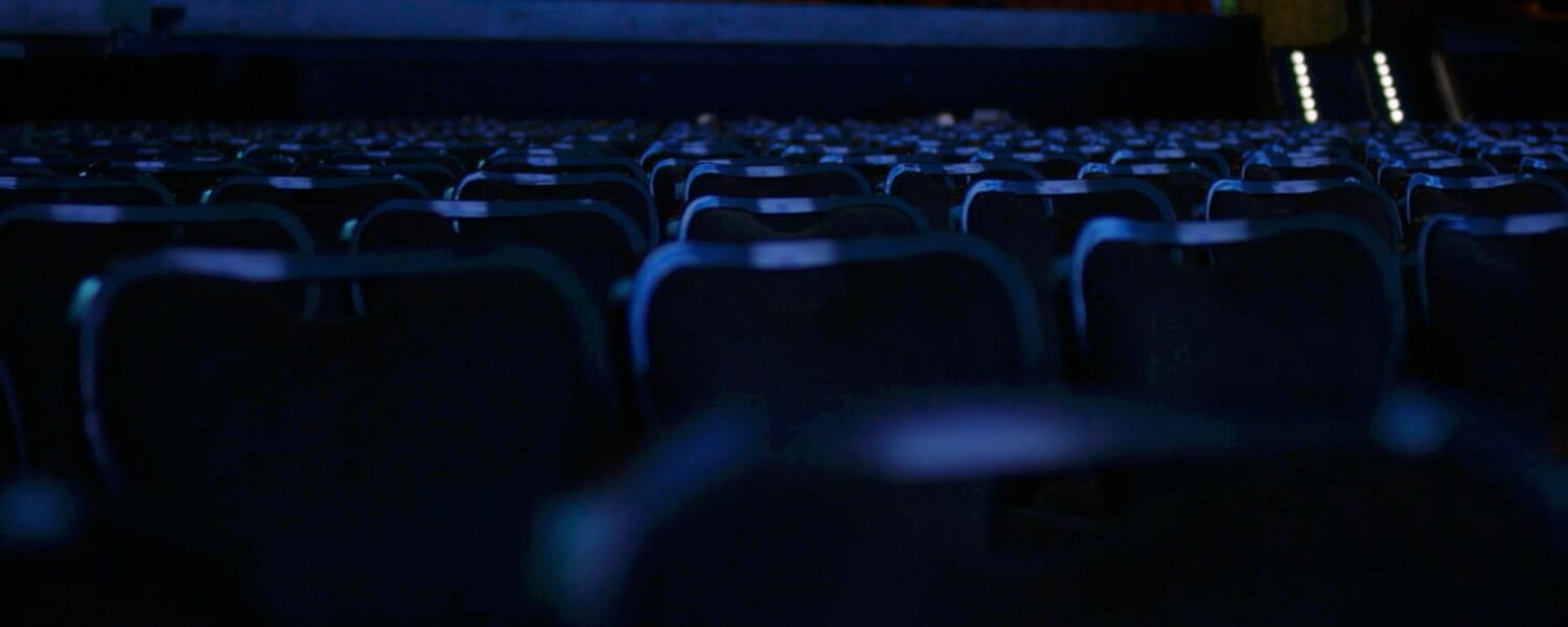 Event theater seating