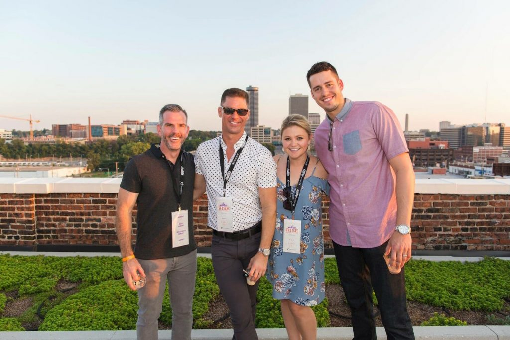 rooftop crawl, Big Brothers Big Sisters