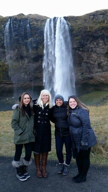 Iceland, destination
