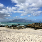 Incentive Program Agency visits Cape Town Beach