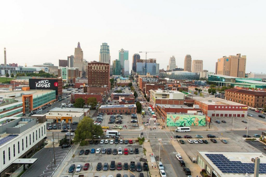 rooftop crawl, Kansas City