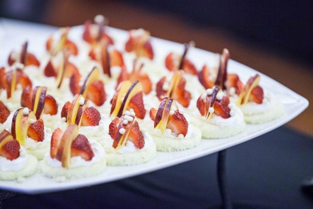 food, corporate event, trend, creative