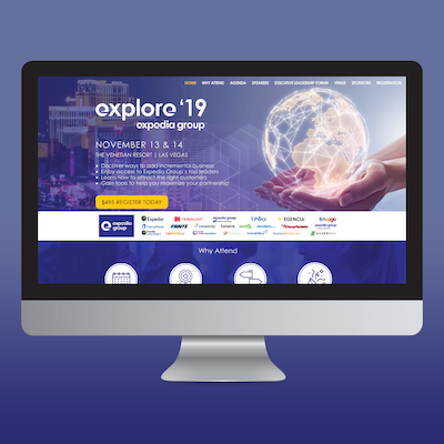explore 19 event technology