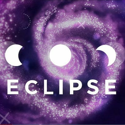 Virtual Meeting Eclipse Logo